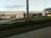 Road, Building, Town, City, Plant, Grass, Intersection, Vegetation, Vehicle, Downtown, Car, Automobile, Street, School, Housing