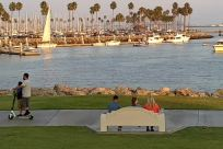 Grass, Plant, Furniture, Vehicle, Boat, Building, Water, Watercraft, Vessel, Waterfront, Chair, Town, City, Dock, Harbor
