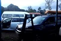 Automobile, Car, Vehicle, Sedan, Tire, Windshield, Wheel, Bumper, Car Wheel, Spoke, Parking Lot, Parking, Alloy Wheel, Roof Rack, Road