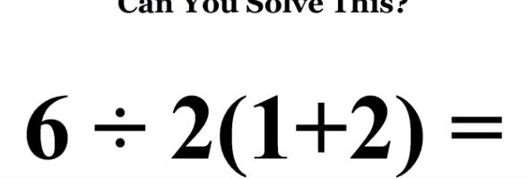 'Simple' math problem is driving the Internet crazy: Can