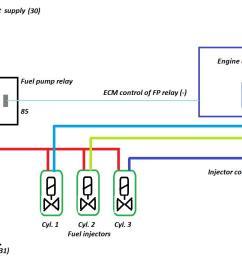 technical focus january 2016 fuel pump relay testing opel corsa  [ 1258 x 796 Pixel ]