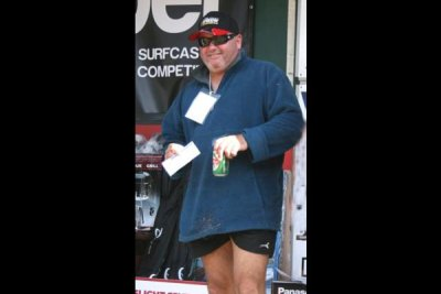 The days average weight was won by Rob Parker of Whangarei with a 1.415kg which saw him win $1,000 cash!