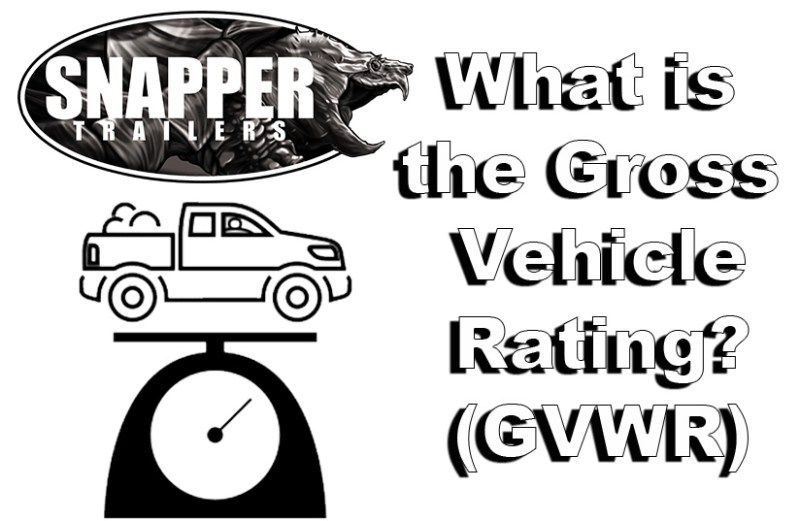 What is GVWR or Gross Vehicle Weight Rating?