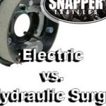 Electric Vs Hydraulic Surge Brakes