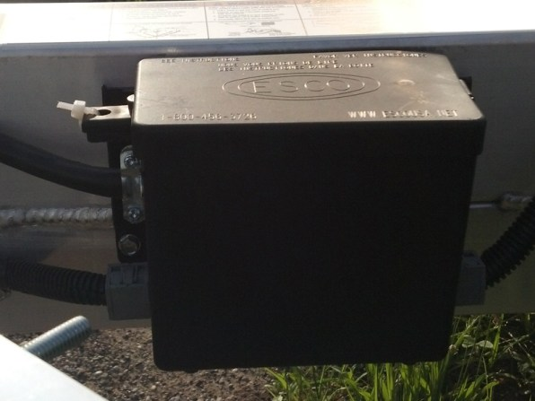 DOT Battery Box
