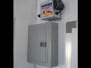 Service Panel Power Converter