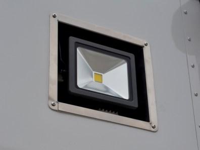 LED Quartz Light