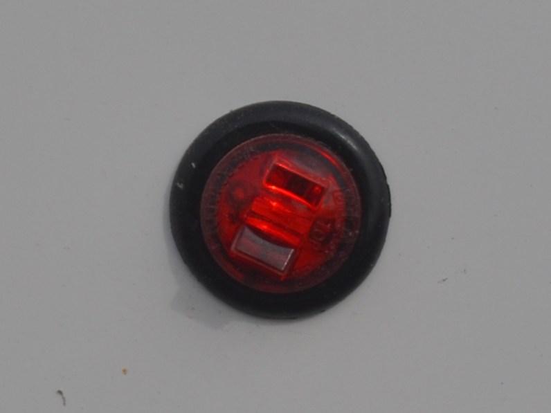 Red LED Bullet