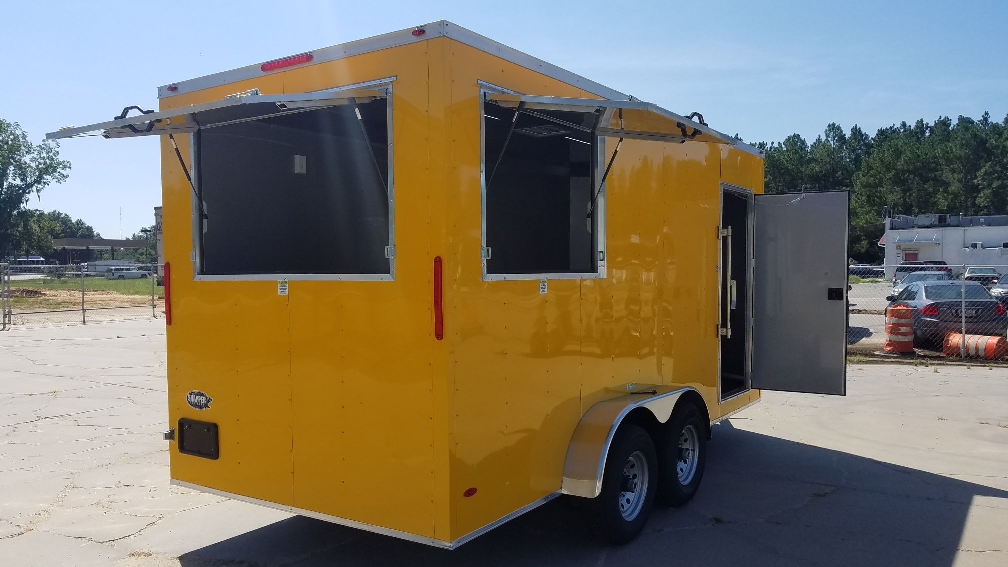 Enclosed Trailers   Car Haulers   Concession   Gooseneck