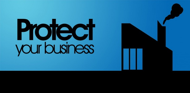 Protect a business