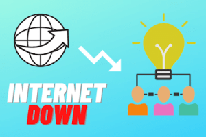 Internet Down | Reason and Solution