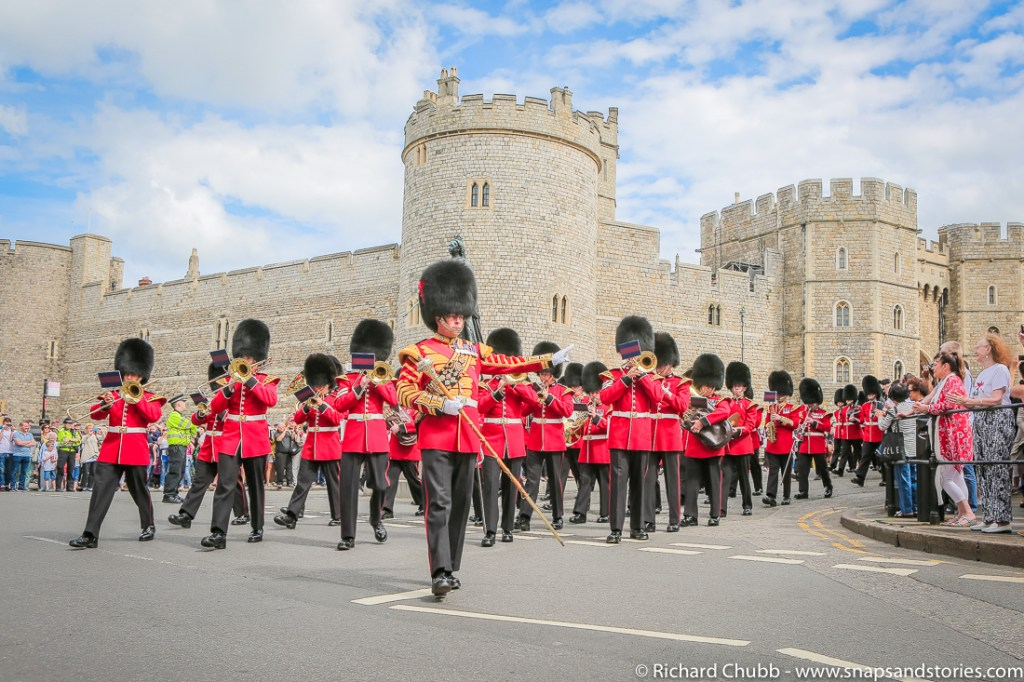 Windsor Changing of the Guard