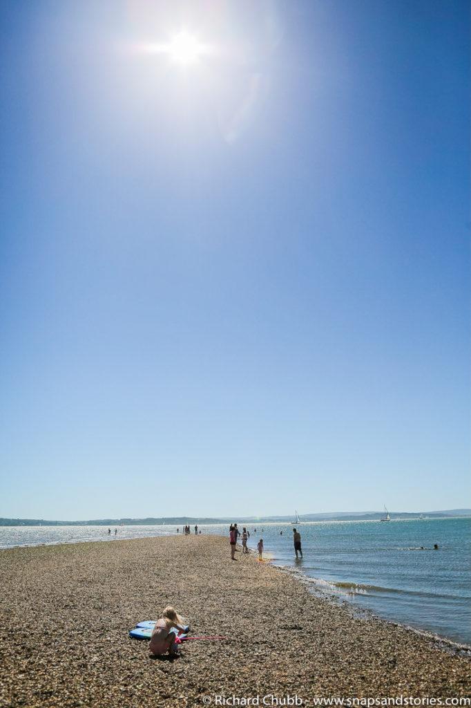 Lepe Beach Day Trip-1012