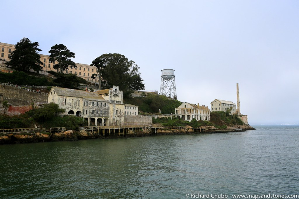 things to see in san francisco Alcatraz island
