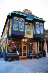 Monterey - Victorian Corner