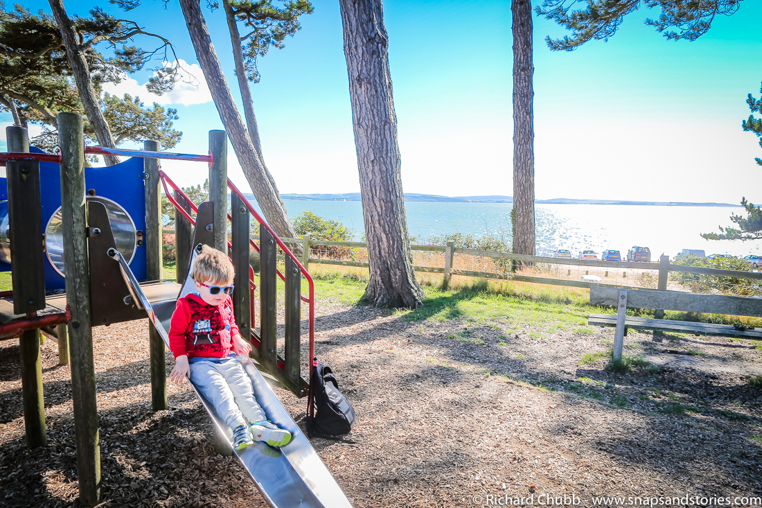 Lepe Country Park Play Park