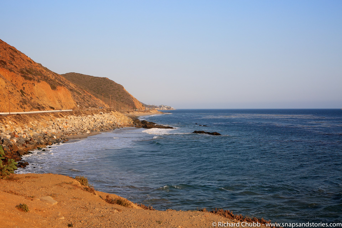Santa Barbara and Malibu on the PCH