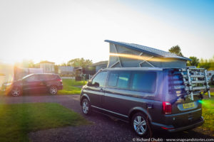 our first campervan trip