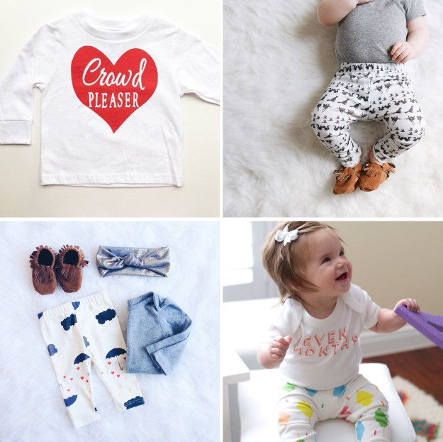 the best baby items and stores on etsy les petits darlings
