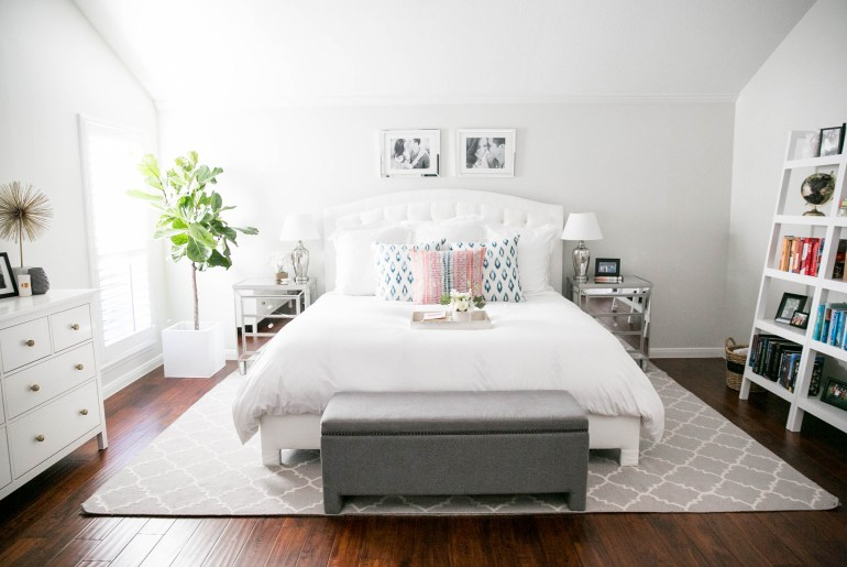 Our master bedroom redesign snapshots my thoughts a for Redesign my bedroom