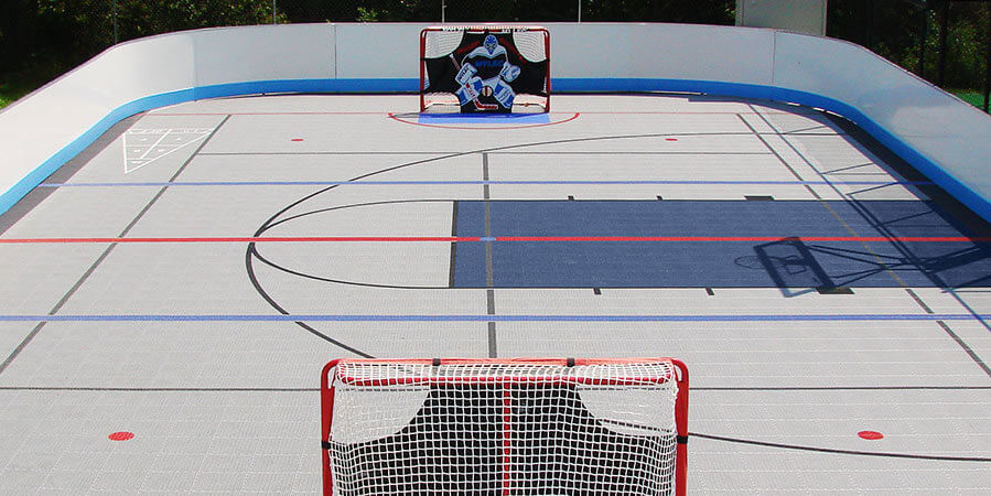 SnapSports Residential Hockey  Home Hockey Rinks and Gyms