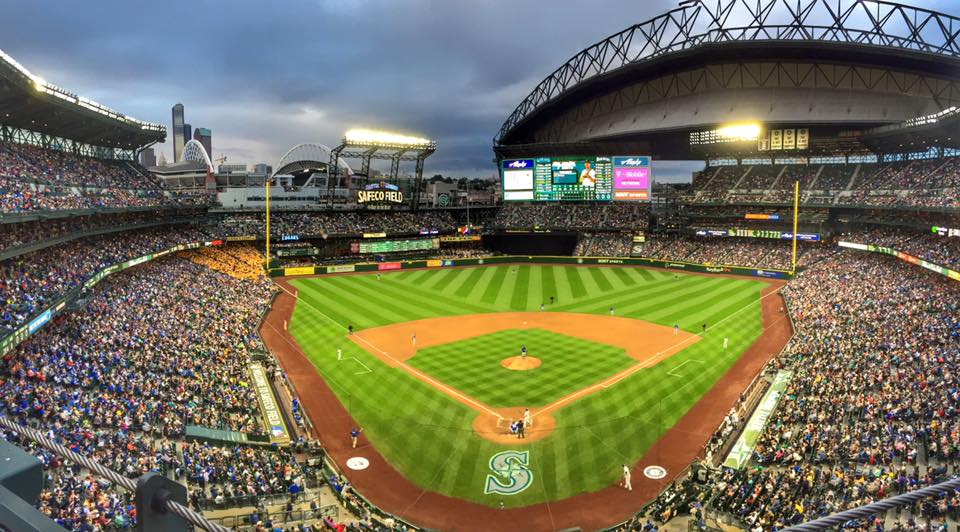 seattle mariners at safeco field