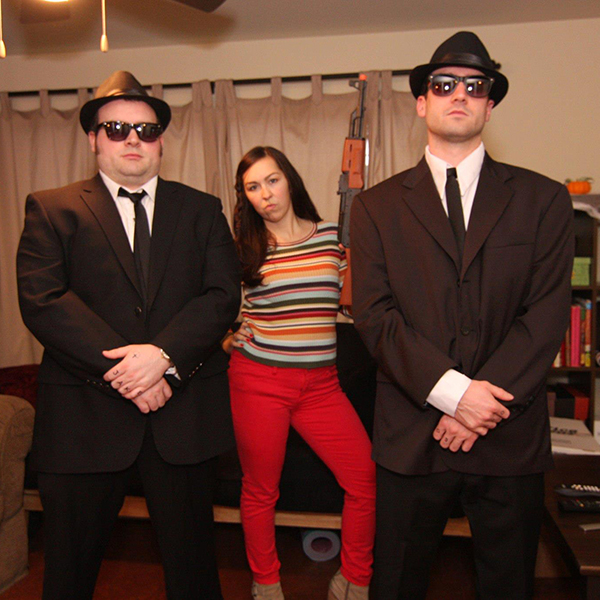 blues brothers costume halloween