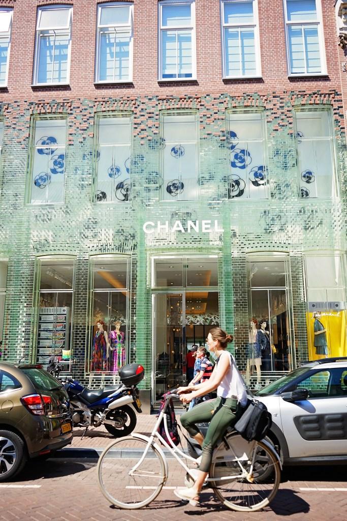 Amsterdam Chanel