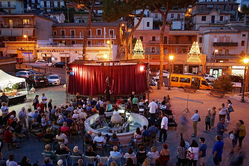 sacrofano Italy festival