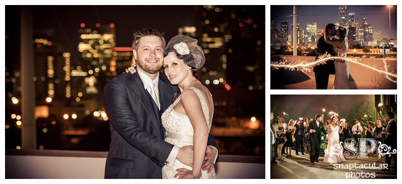 Leah and Aaron The Wedding St Arnolds Brewery Houston