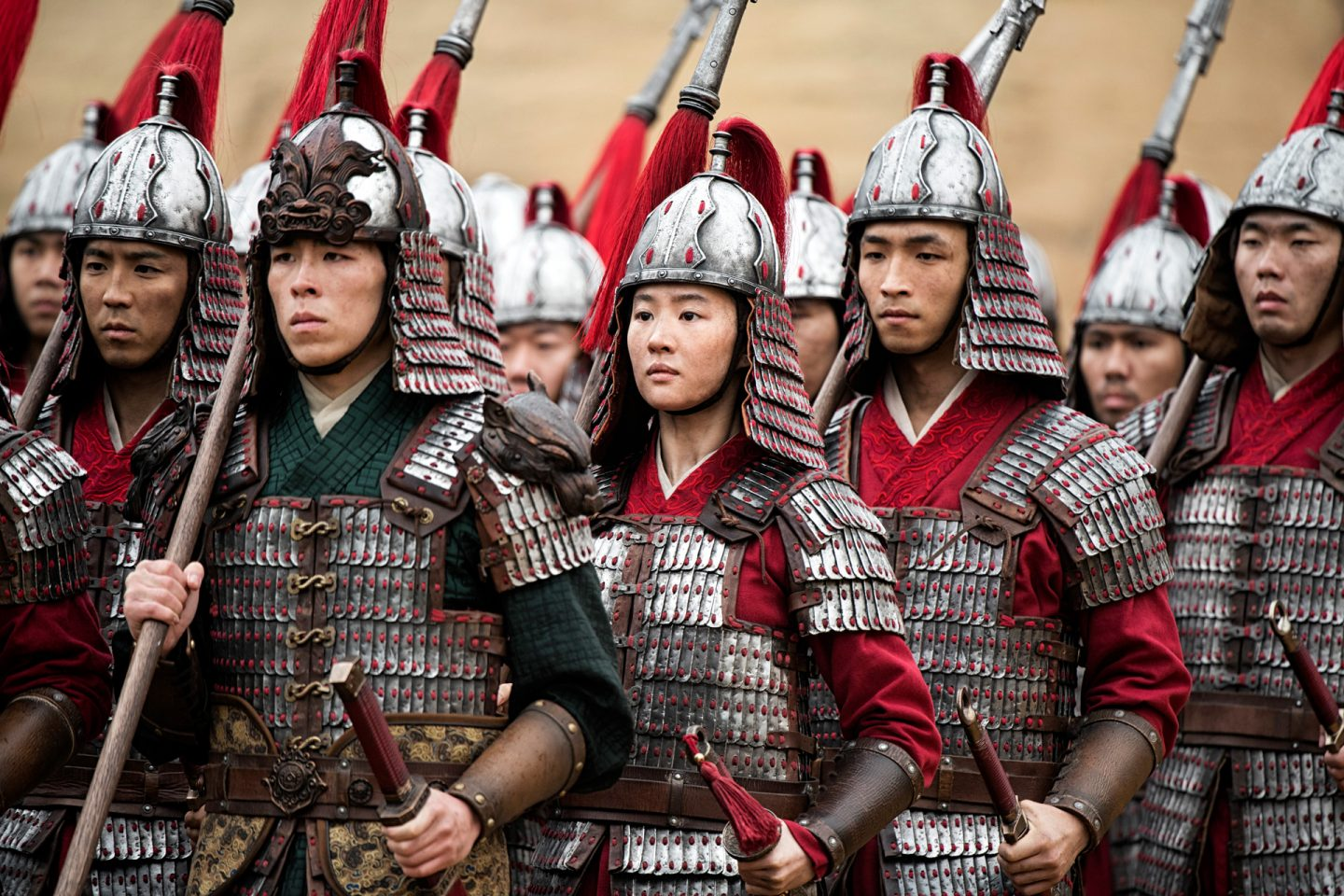The Color And Symbolism Of Disney Mulan S Costumes Design