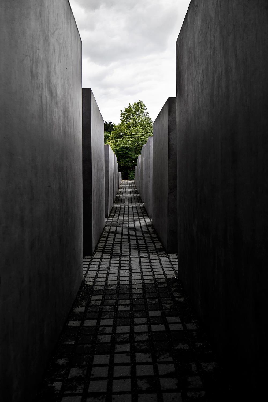 Holocaust Mahnmal  Berlin  SNAPZ Fotografie