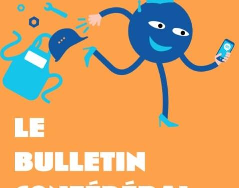 Bulletin confédéral n°73 – Janvier 2020