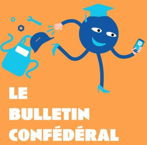 Bulletin confédéral n°72 – Décembre 2019