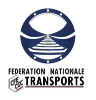 CP: Fédération des Transports CFE-CGC