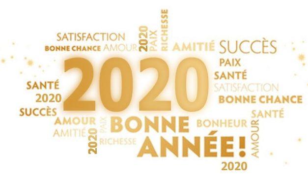 Toute l'équipe du SNATT vous souhaite une très belle année 2020.
