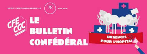 Bulletin confédéral n°78 – Juin 2020