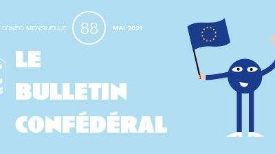 Bulletin confédéral n°88 – Mai 2021