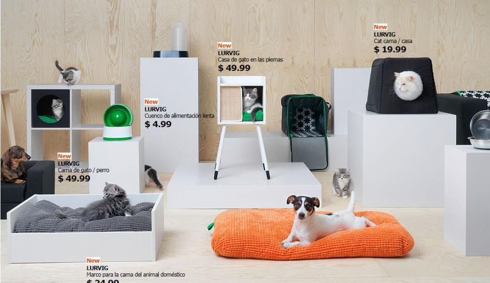 Ikea para Perros, la colección que todos estábamos esperando