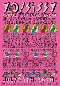 Yo! Sissy Festival