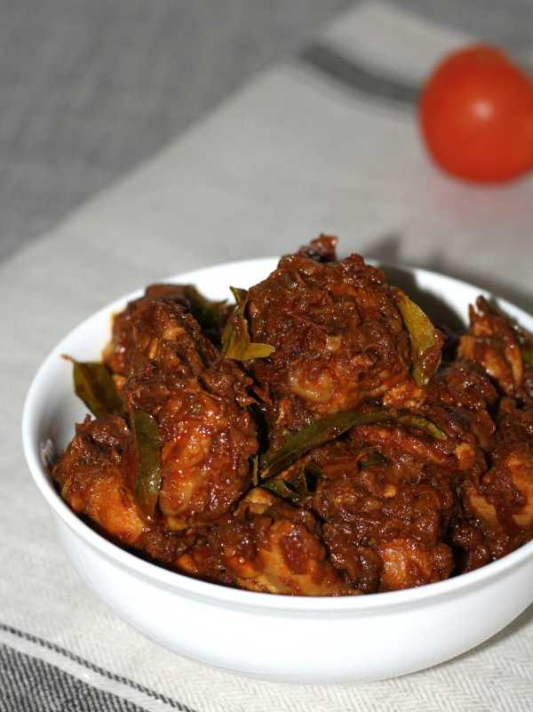 Chicken tomato roast