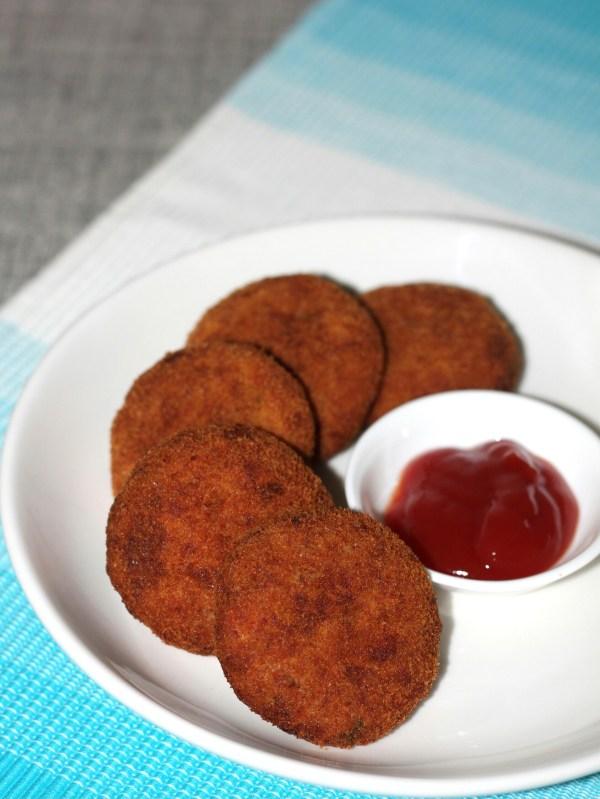 Minced chicken cutlet 1