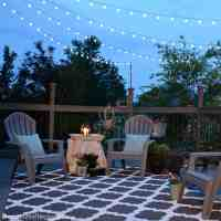 Inexpensive Outdoor Decorating Ideas