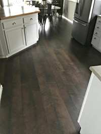 Pergo Flooring: Dining Room REVEAL!  snazzy little things