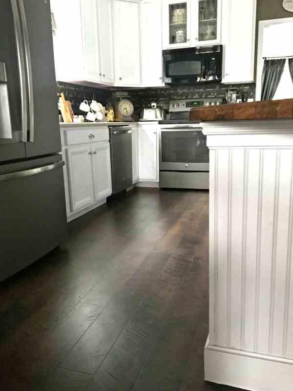 Pergo Flooring Kitchen Reveal Snazzy Little