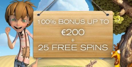 Whitebet - 25 Free Spins plus 100% Bonus