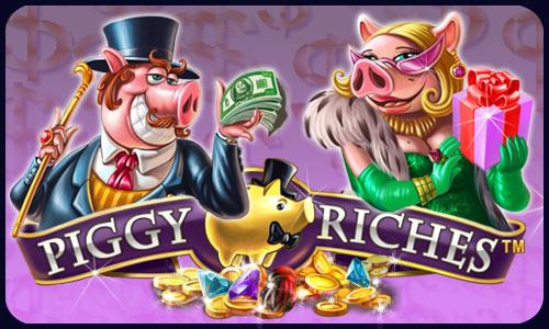 Next Casino 5 Free Spins on Piggy Riches
