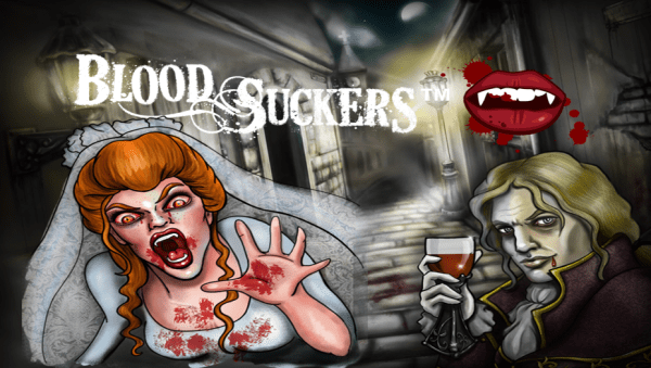 Up to 50 Free Spins on Blood Suckers
