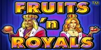 Free Fruits n Royals Novomatic Slot