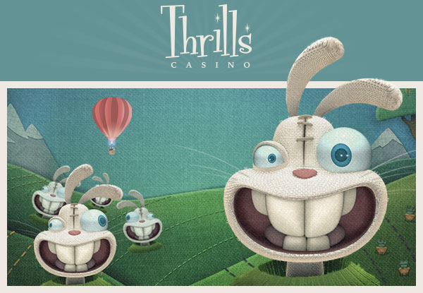 Thrills casino free spins bonus code
